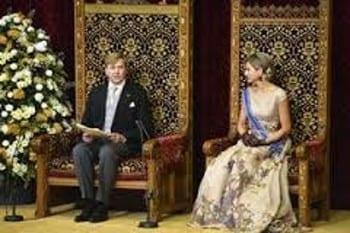 De troonrede en mijn voorstel voor een nieuwe norm.