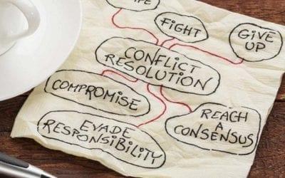 Van irritatie naar conflict en de oplossing – 2